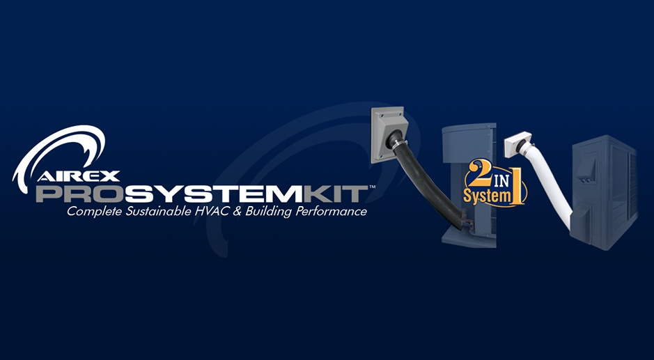 The Airex Pro - Positive Seal System for Beauty & Performance in Air Conditioner Installations