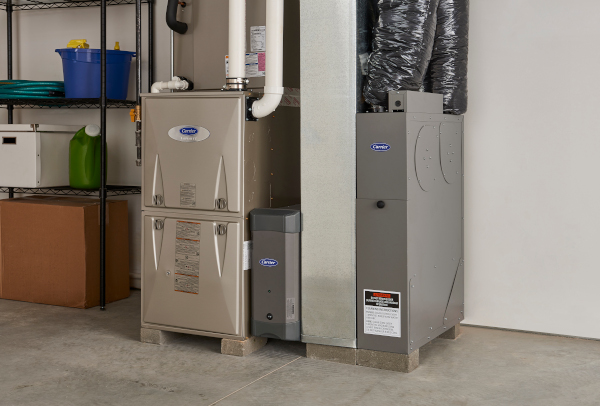 Carrier Infinity 98 59MN7 Gas Furnace Review (Features, Cost)