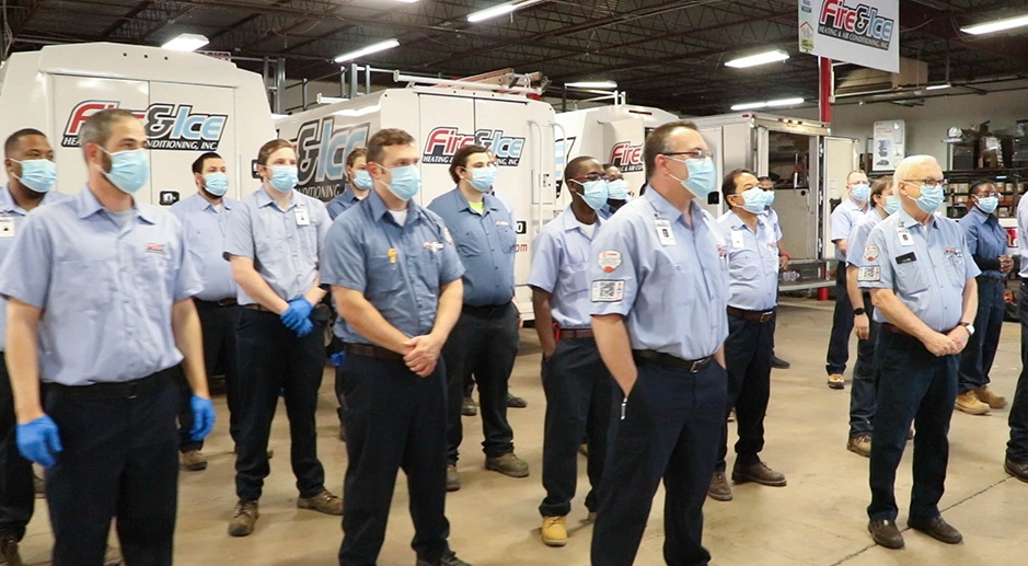HVAC Employee Best Practices: Raising Standards in Heating & Cooling